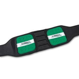 Stützgürtel Rücken Vitalmaxx schwarz/grün