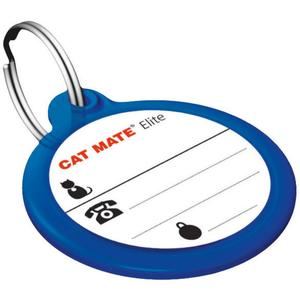 ID-Marke zu Katzentüre CatMate