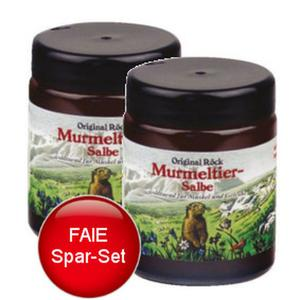 Original Murmeltiersalbe, 2x 100 ml
