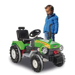 Ride On Traktor -Power Drag grün