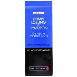 Kombilösung Aqua+ m. Hyaluron 360ml
