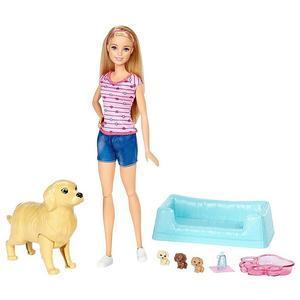 MATTEL Barbie Hundemama