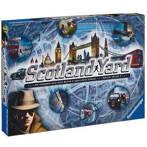 RAVENSBURGER Scotland Yard Relaunch