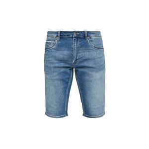 S.OLIVER Jeansbermuda Regular Fit