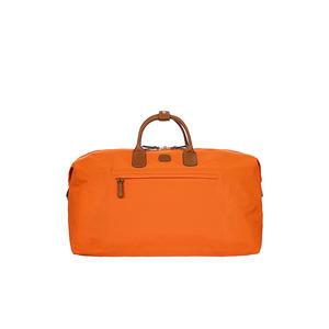 BRICS Reisetasche X-Travel 55cm Orange
