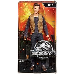 MATTEL Jurassic World II Owen