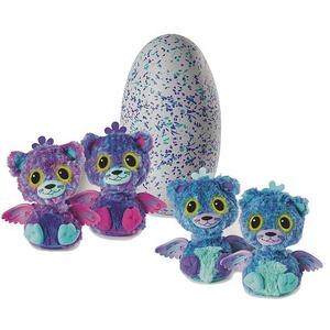SPINMASTER Hatchimals Surprise Peacats Purple Teal Egg