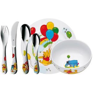 WMF Kinderbesteck-Set 6-teilig Winnie the Pooh