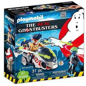 PLAYMOBIL Ghostbusters- Stantz mit Flybike 9388