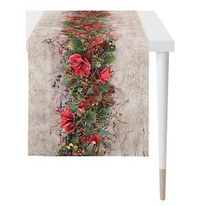 APELT Weihnachts-Tischläufer 46x135cm