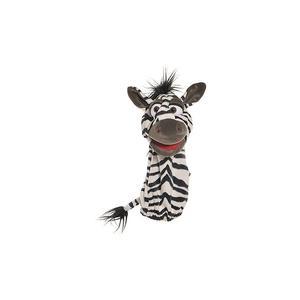 LIVING PUPPETS Handpuppe - Zebra 39cm W574