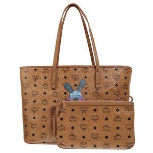 MCM Tasche - Shopper Rabbit