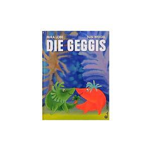 JUNGBRUNNEN Buch - Die Geggis (Gebundene Ausgabe)