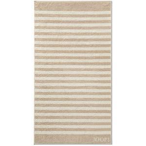 JOOP Handtuch Stripes 50x100cm (Sand)