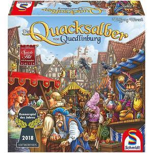 SCHMIDT-SPIELE Die Quacksalber von Quedlinburg