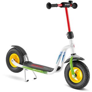 PUKY Air Scooter R 03 L (Weiss/Kiwi)) 5219