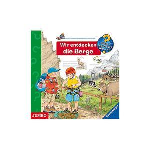 CD HÖRBUCH Hörbuch - Wieso Weshalb Warum - Wir entdecken die Berge (CD)