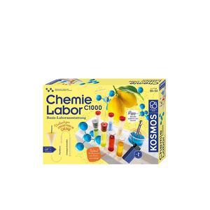 KOSMOS Chemielabor C 1000 - Basis-Laborausstattung