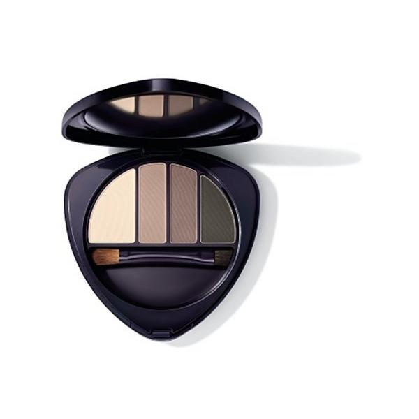 DR. HAUSCHKA Eye and Brow Palette (01 Stone)