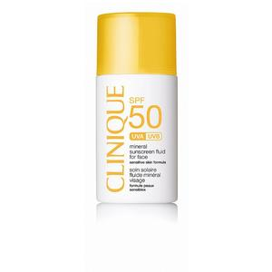 CLINIQUE Sonnenpflege - SPF50 Mineral Sunscreen Fluid for Face 125ml