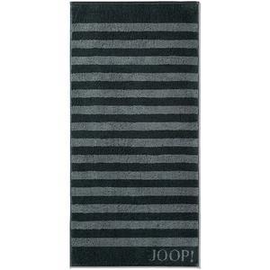 JOOP Handtuch Stripes 50x100cm (Schwarz)