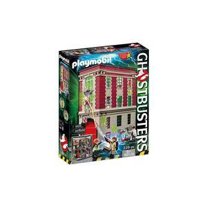 PLAYMOBIL Ghosbusters Feuerwache 9219