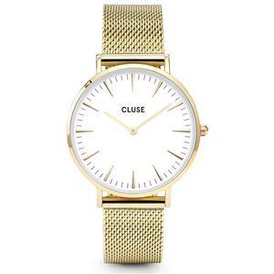 CLUSE Armbanduhr La Boheme (Mesh Gold)