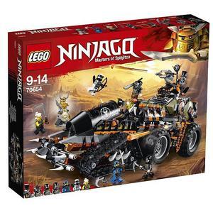 LEGO Ninjago - Drachen-Fänger 70654