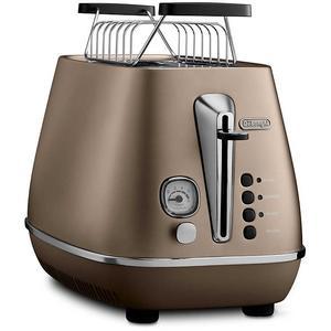 DELONGHI Toaster Distina 900 Watt CTI2103BZ