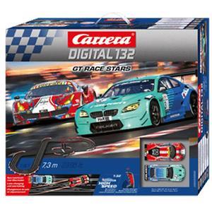 CARRERA Digital 132 - Autobahn - GT Race Stars