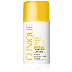 CLINIQUE Sonnenpflege - SPF30 Mineral Sunscreen Fluid for Face 30ml