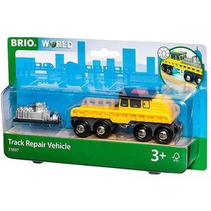 BRIO Schienenreparatur-Fahrzeug 33897