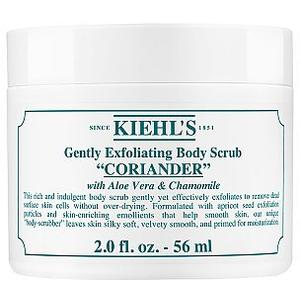 KIEHL'S Gently Exfoliating Body Scrub 226ml (Coriander)