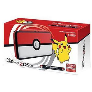 NINTENDO DS New Nintendo 2DS XL Konsole Poke Ball Edition