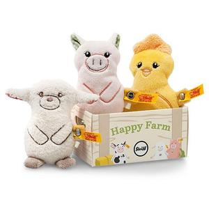 STEIFF Happy Farm Mini Band 10cm