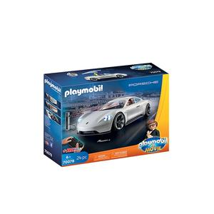 PLAYMOBIL THE MOVIE Rex Dasher's Porsche Mission E 70078