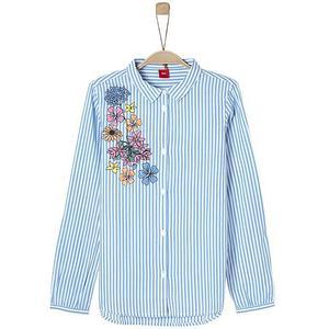 S.OLIVER Mädchen-Bluse