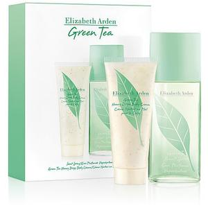 ELIZABETH ARDEN Green Tea Set Eau de Toilette Spray 100ml/Honey Drops Body Cream 100ml