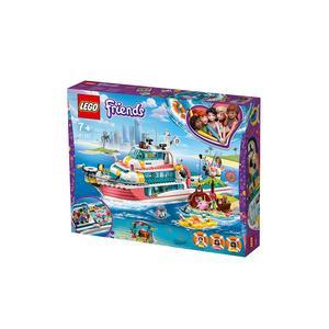 LEGO Friends - Boot für Rettungsaktionen 41381
