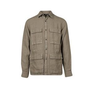 Z-ZEGNA Overshirt - Hemd