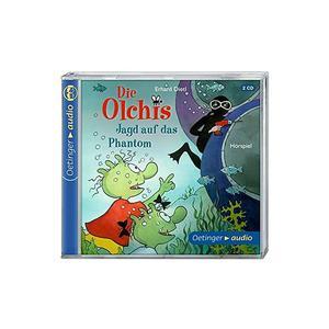 CD HÖRBUCH Die Olchis - Jagd auf das Phantom (2CD)