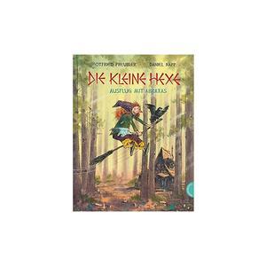 THIENEMANN VERLAG Die kleine Hexe - Ausflug mit Abraxas (Gebundene Ausgabe)