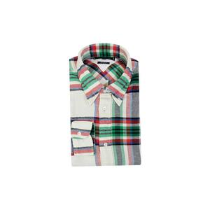 TOMMY HILFIGER Flannel-Hemd Relaxed-Fit