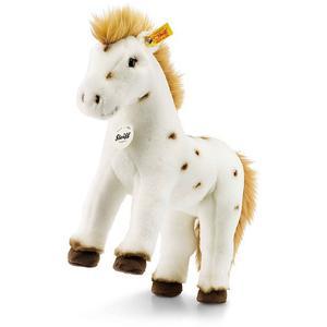STEIFF Spotty Pferd 30cm weiss/braun