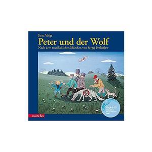 ANNETTE BETZ VERLAG Peter und der Wolf - Buch mit CD