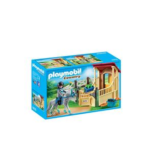 PLAYMOBIL Pferdebox Appaloosa 6935