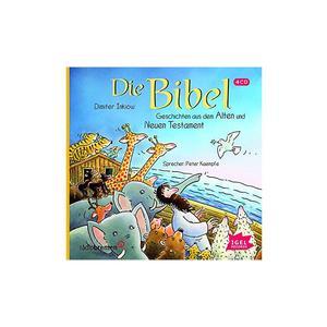CD HÖRBUCH Hörbuch - Die Bibel - Geschichten aus dem Alten und Neuen Testament