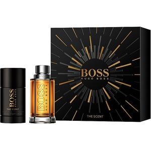 BOSS Geschenkset - The Scent For Him Eau de Toilette Natural Spray 50ml/75ml