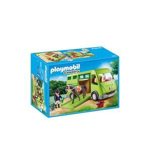 PLAYMOBIL Pferdetransporter 6928