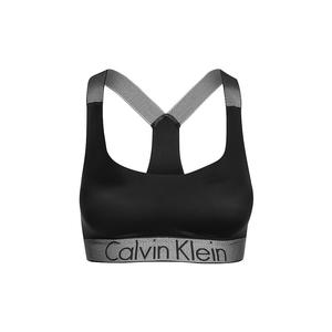 CALVIN KLEIN Bralette Customized Stretch (Schwarz)